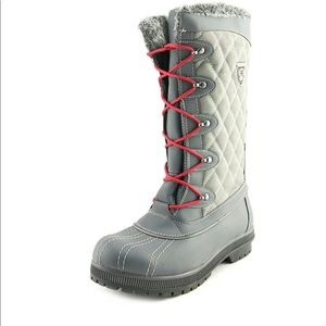 Sports Camille Women Synthetic Grey Winter Boot